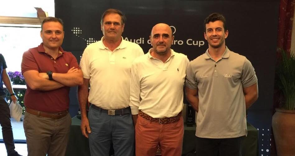 Torneo 31 - La Coruña - 2ª Pareja Ganadora Scratch clasificada para la FN