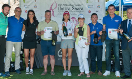 La canaria Eun Jung Ji Kim ganó en Pro-Am del V Ribeira Sacra International Ladies Open