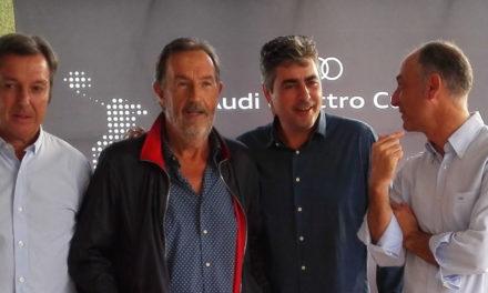 La Toja, Laukariz y La Roca celebran tres nuevas pruebas de la Audi Quattro Cup 2017