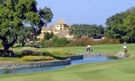 """Los andaluces menores de 13 años jugarán gratis al Golf San Roque se apunta al programa """"Golf Joven"""""""