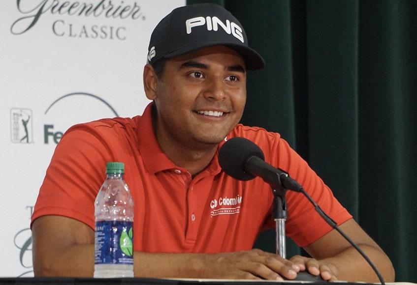 Muñoz muestra el camino con récord en el Greenbrier Classic del PGA Tour