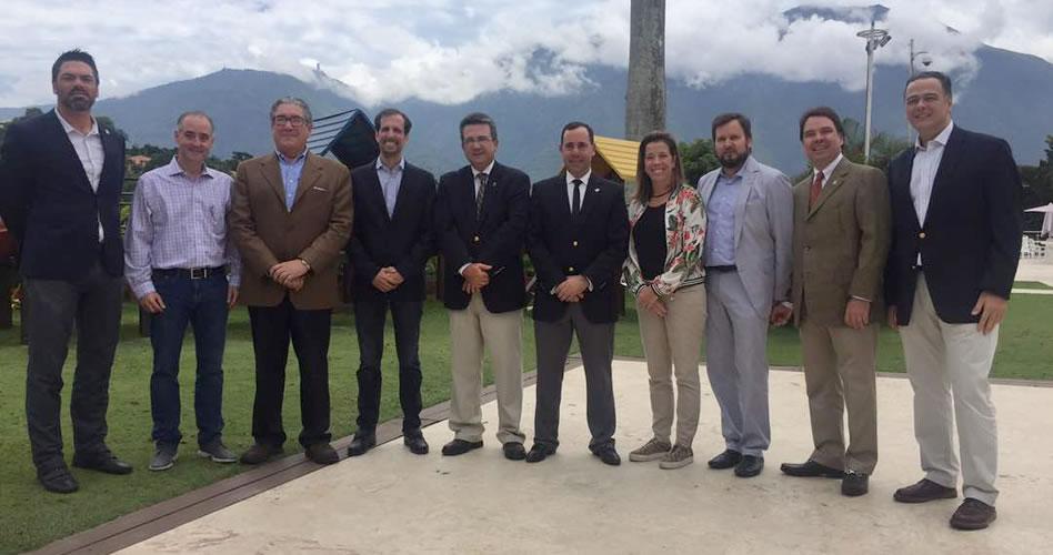 Nueva Junta Directiva de la Federación Venezolana de Golf