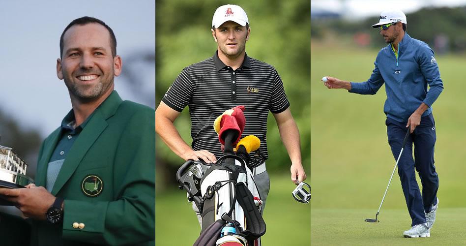 ¡Por primera vez en la historia tenemos a tres españoles entre los 17 mejores del mundo!