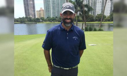 Profesionales de golf venezolano en el Exterior – Juan Piña