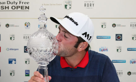 Ranking Mundial Golf: sólo Dustin Johnson por delante de Rahm en 2017