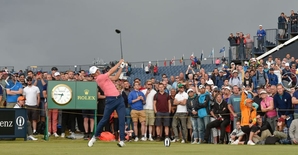 Jordan Spieth (cortesía Steve Flynn-USA Today Sports)