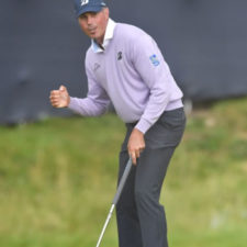 Matt Kuchar (cortesía Steve Flynn-USA Today Sports)