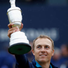 Spieth mostró calidad y alta gerencia para reponerse y ganar The Open (cortesía Las Vegas Review-Journal)