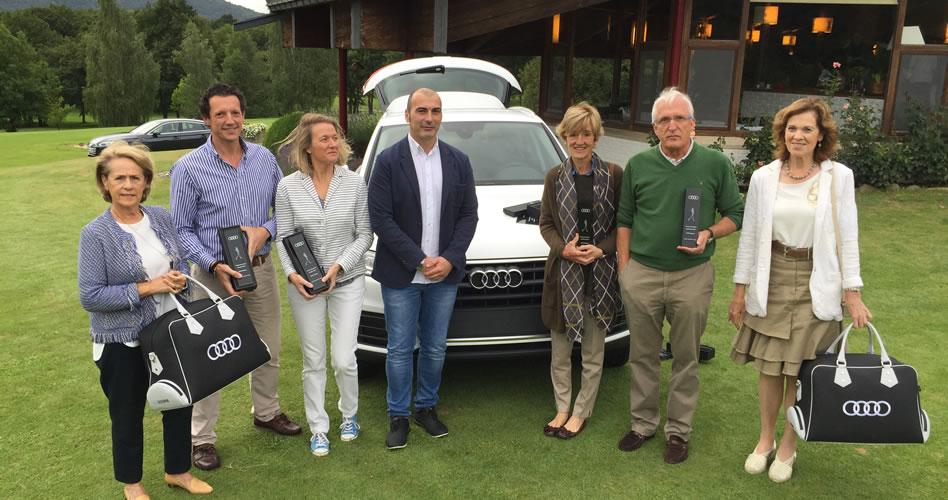 Triple cita de la Audi quattro Cup 2017 en Club de Campo, León Club de Golf y Ulzama