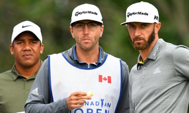 Vegas se defiende muy cerca de los líderes del RBC Canadian Open