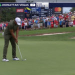 Video, Jhonattan Vegas destacado en el RBC Canadian Open