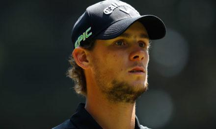 Belga Pieters único sin errores líder del WGC – Bridgestone Championship