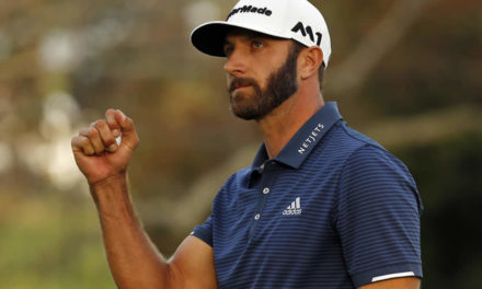 "Dustin le dio ""Jaque Mate"" a Jordan en el Play-Off del Northern Trust"