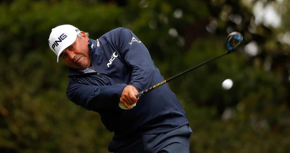 El argentino Angel Cabrera se reencontró con su mejor nivel golfístico