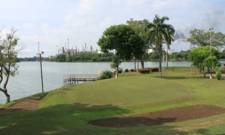 En el Club Internacional de Barranca ya se disputa el 65 Torneo Petrolero de Golf