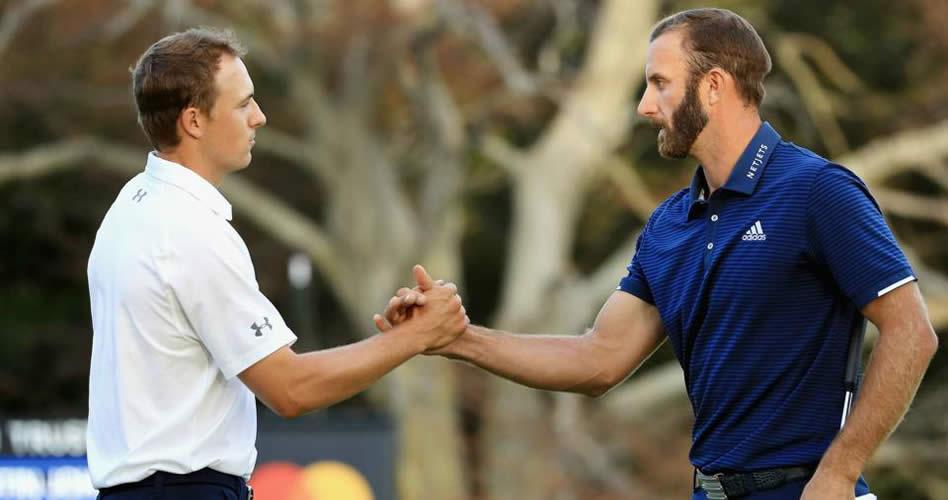 Espectáculo deportivo en el PGA Tour