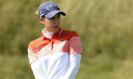 Esperanzador comienzo de Azahara Muñoz en el British