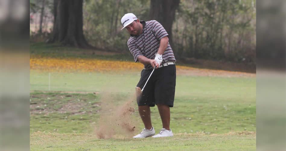 Ezequiel Prieto defiende título en Nacional Mid Amateur de Golf