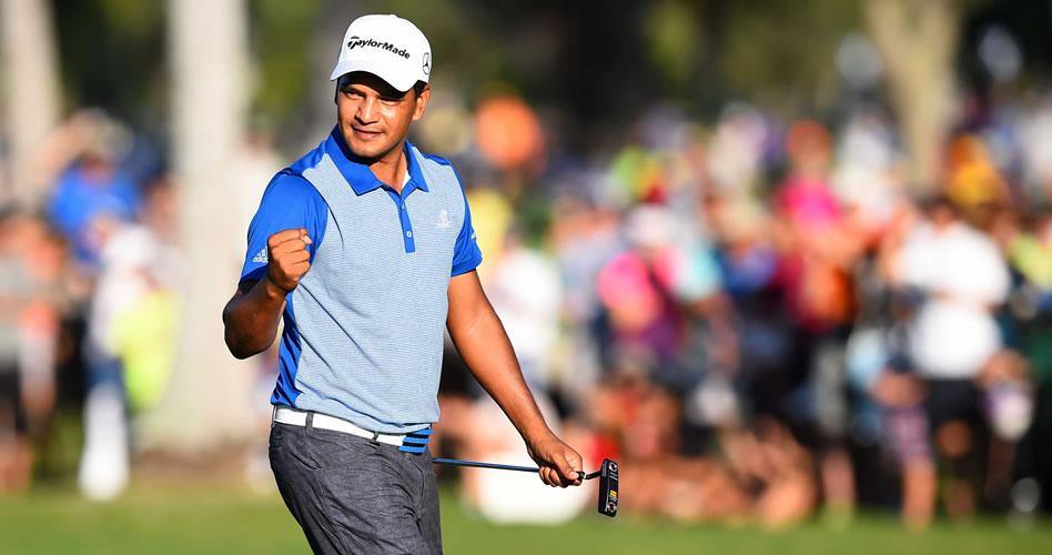 Fabián Gómez aplaza su regreso a las canchas para el inicio de la temporada 2017-18 del PGA Tour
