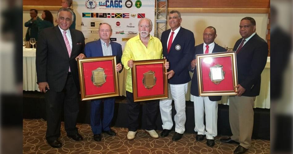 Fedogolf y Miderec dejan inaugurado la versión 61 de los Campeonatos de Golf Amateur del Caribe