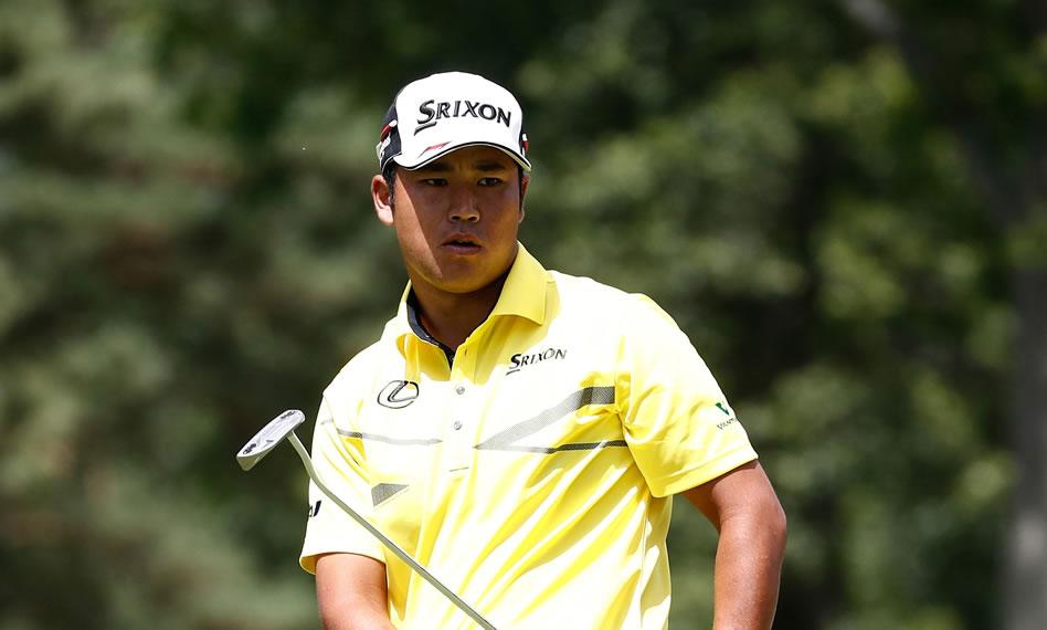 Hideki Matsuyama (cortesía National Club Golfer)