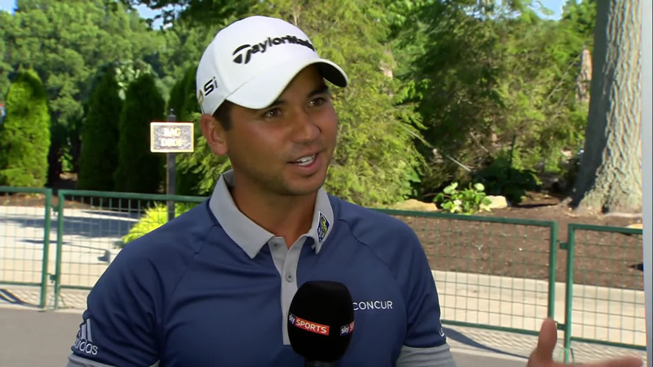Jason Day (cortesía Witherspoons Pattaya)