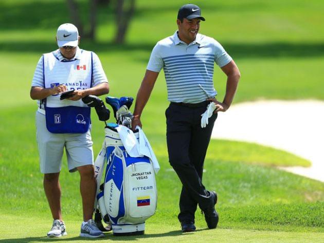 Jhonattan Vegas (cortesía Golf Monthly)