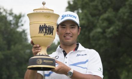 Fenomenal victoria de Matsuyama en el WGC – Bridgestone Invitacional