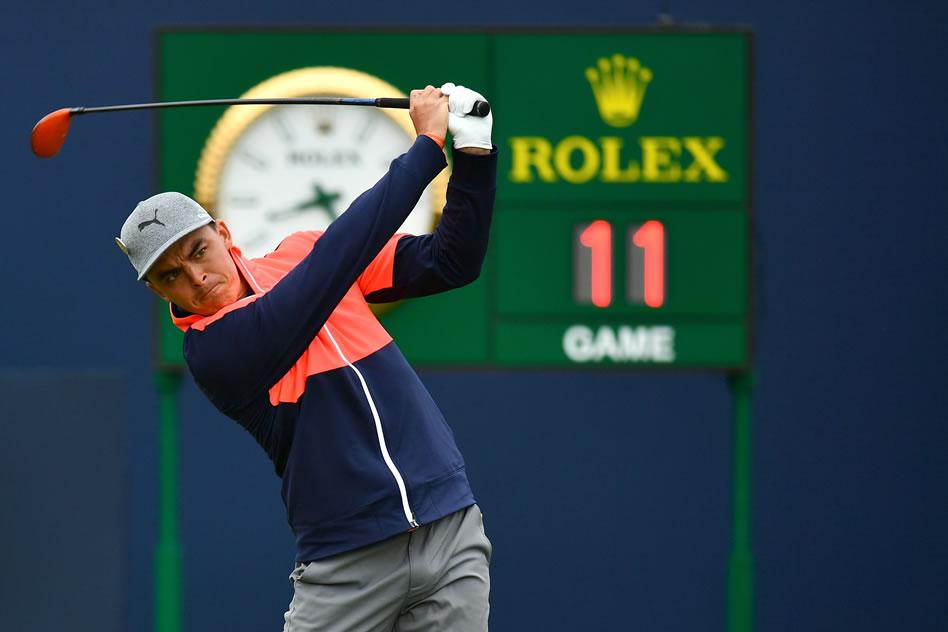 Rickie Fowler (cortesía Pro Golf Now)