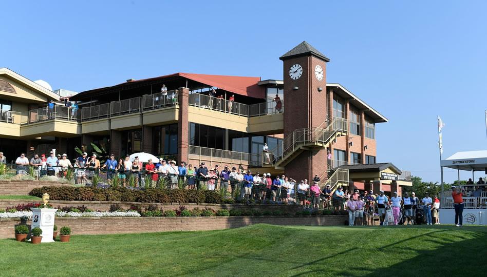 Firestone CC (cortesía PGA Tour)