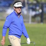 Gonzalo Fernández Castaño pasa el corte en el Wyndham Championship