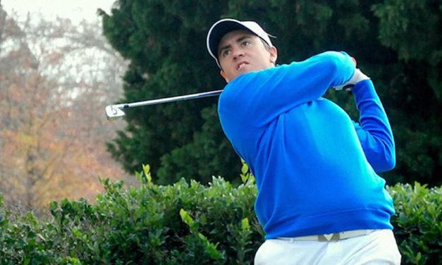 Gran segundo puesto del argentino Andrés Gallegos al final del Finnish Amateur Championship