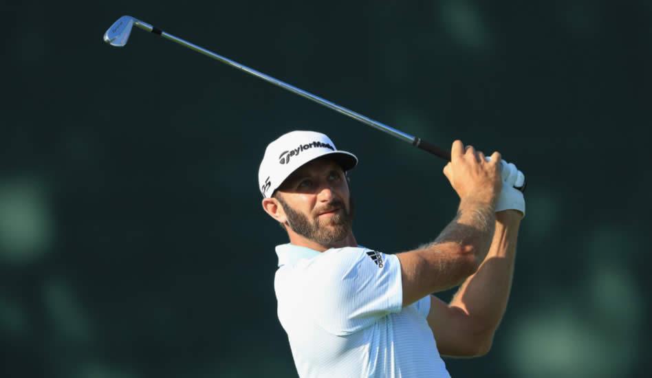 Dustin Johnson (cortesía Golf Digest)