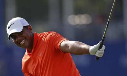 Jhonattan Vegas clasifica a los playoffs de la FedEx Cup