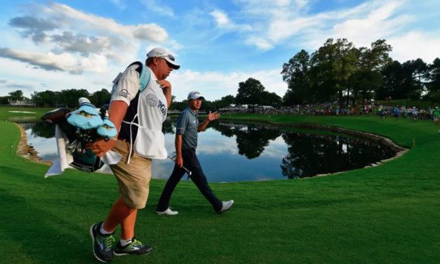 Kisner ahora solo en la punta del 99º PGA Championship