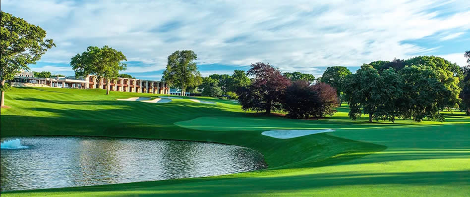 Glen Oaks Club (cortesía Golf Punk)