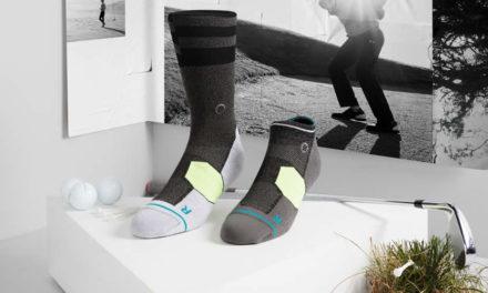 La línea de calcetines de golf de Stance, ya disponible en España