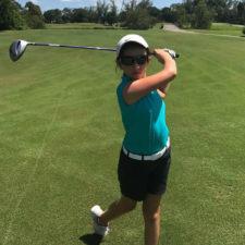 La pequeña gigante del golf panameño