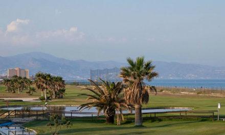 La provincia Málaga apuesta por el golf para jóvenes