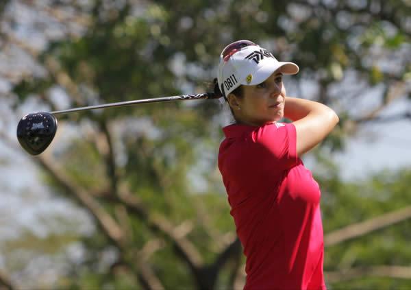 Beatriz Recari se encuentra a dos golpes del top ten en Canadá