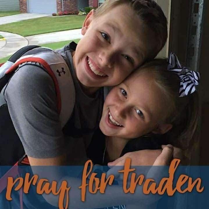 Las oraciones, el putt y McIlroy en la lucha por la vida de Traden (cortesía Tulsa World)