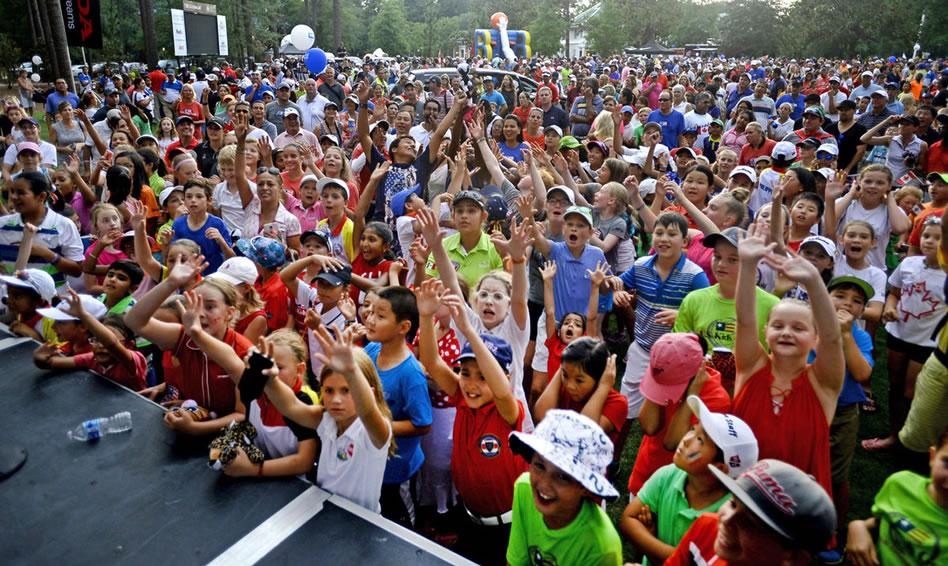 Latinos con buen papel en el US Kids World Championship (cortesía The Pilot)