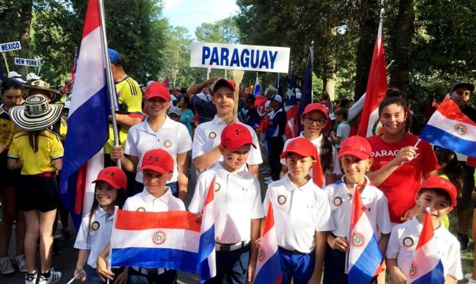 Latinos con buen papel en el US Kids World Championship