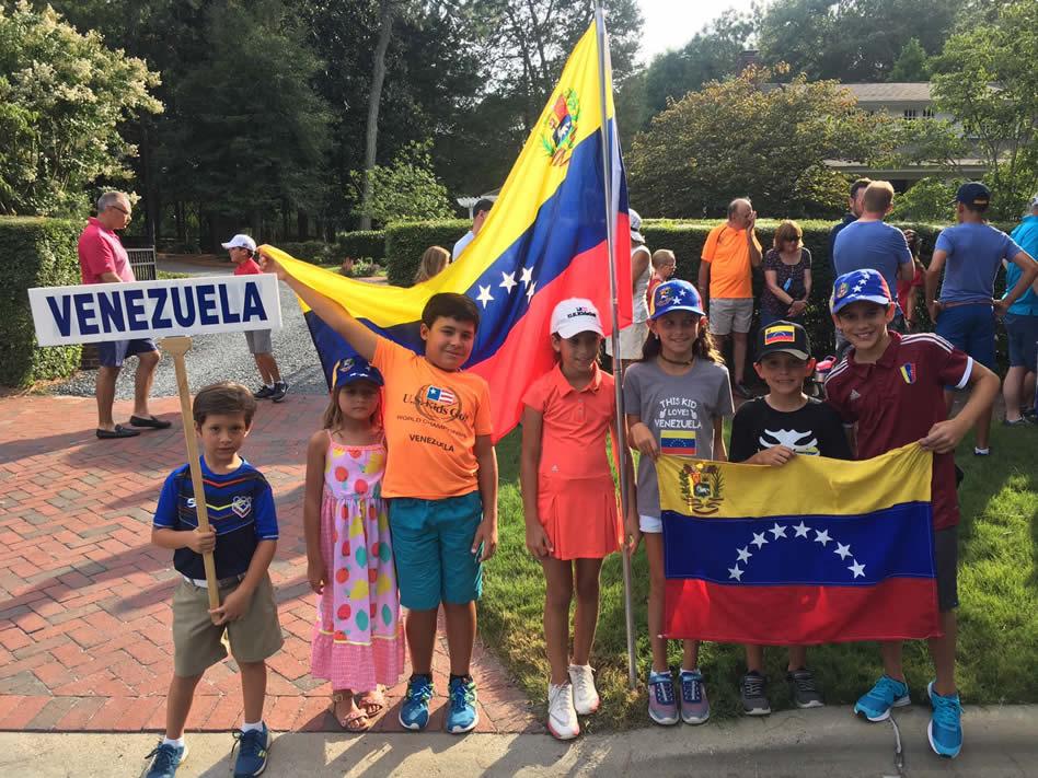 Delegación de Venezuela