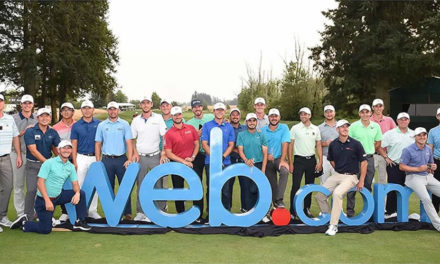 Nuevo Top-10 para Sebastián Muñoz, ahora en el Portland Open; elegidos 25 exentos al PGA Tour