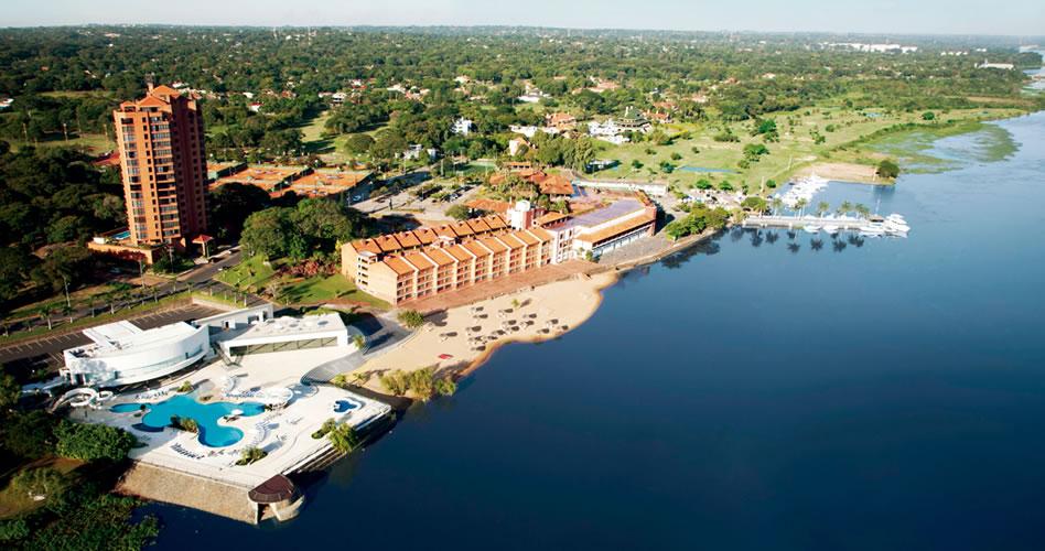 Paraguay se prepara para una gran fiesta de golf