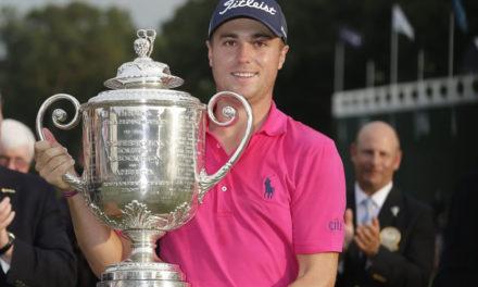 Thomas completó Slam de su amigo Spieth con el 99º PGA Championship