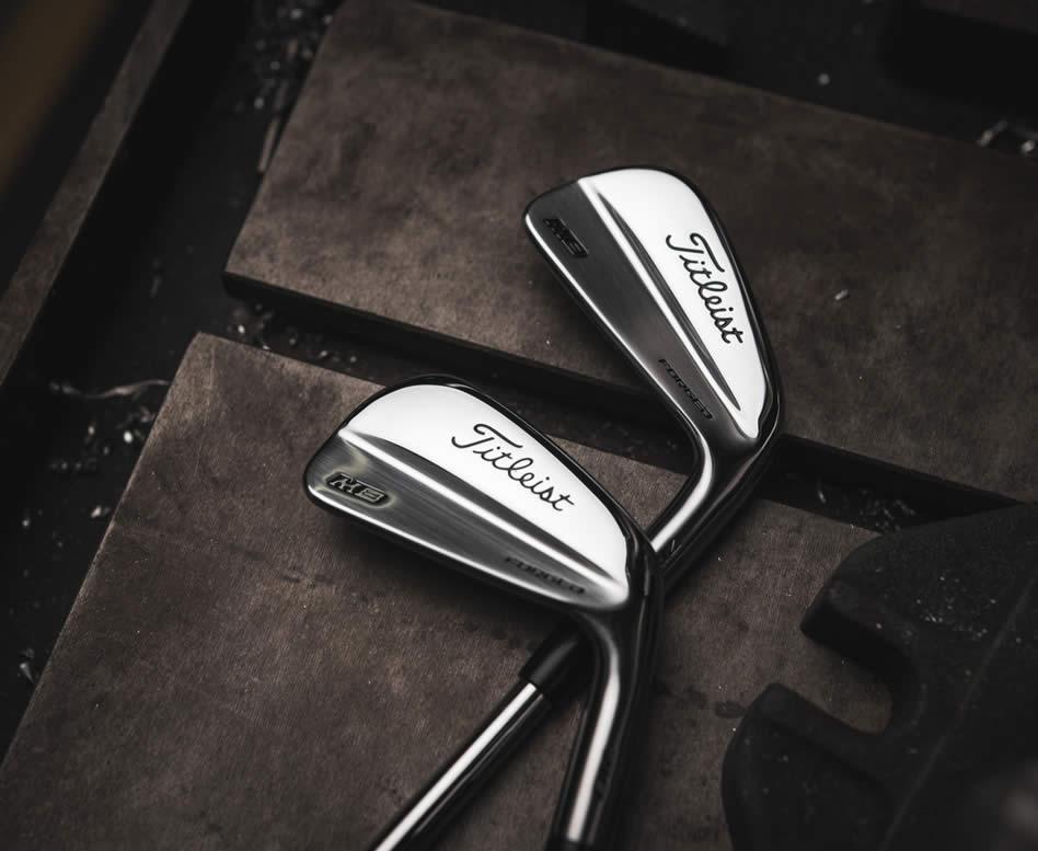 Titleist presenta los nuevos hierros 718