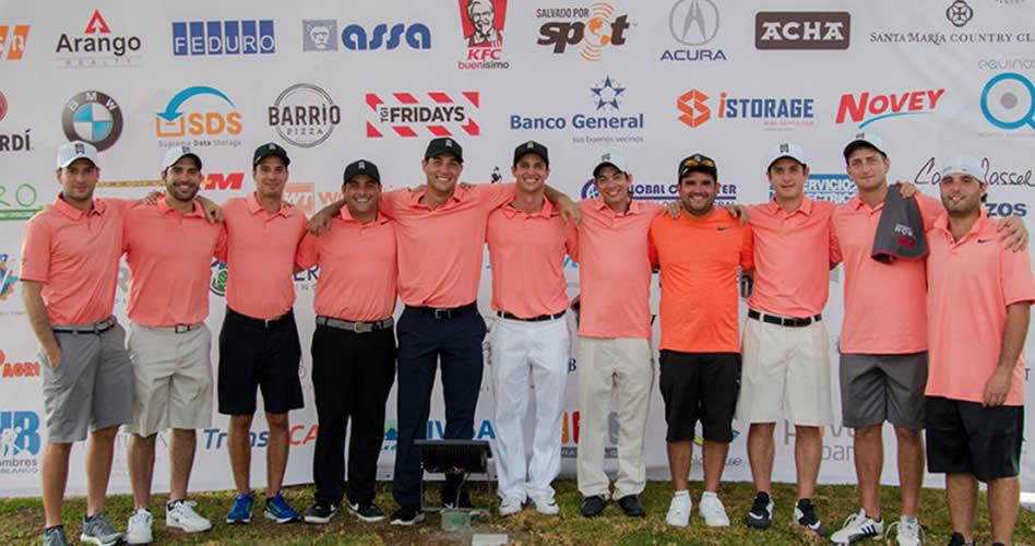 Una década de golf social gracias el Faydola Invitacional