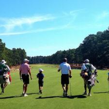 US Kids World Championship es más que un torneo de golf (cortesía Twitter)